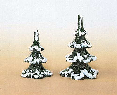 Winterkinder 2er Set Winterbaum klein  6cm