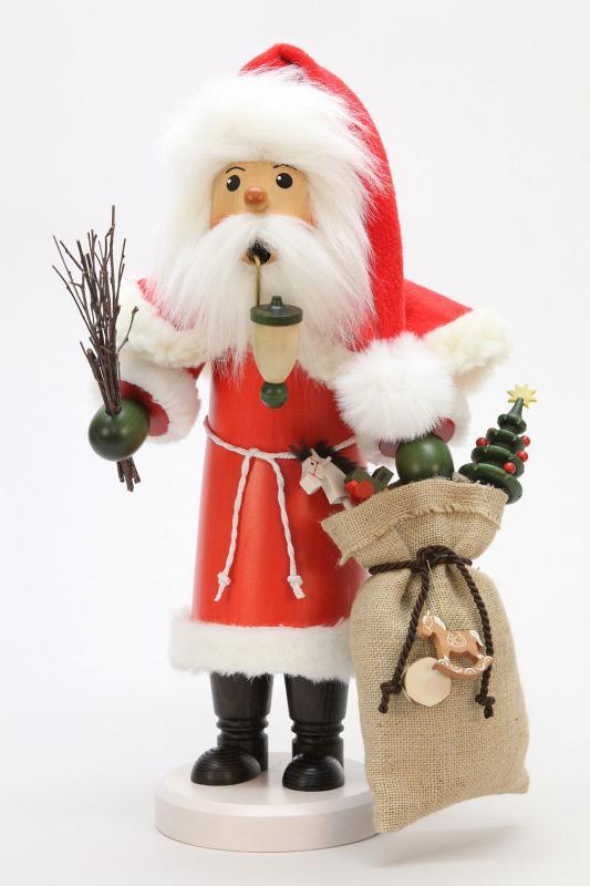 Räuchermann Weihnachtsmann groß 50cm