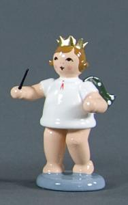 Engeldirigent mit Krone