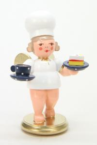 Bäckerengel mit Tasse