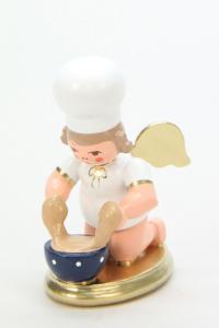 Bäckerengel mit Backschüssel