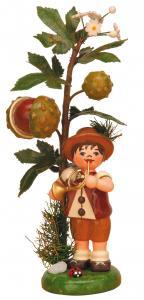 Herbstkind Kastanie