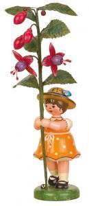 Blumenmädchen Fuchsie 17 cm