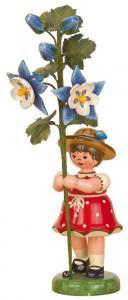 Blumenmädchen Akelei 17 cm