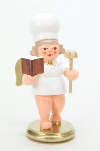Bäckerengel mit Backbuch