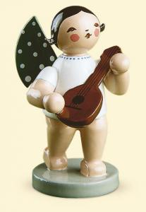 Grünhainichener Engel® mit Mandoline