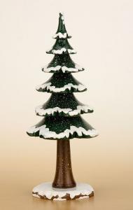 Winterkinder Winterbaum groß