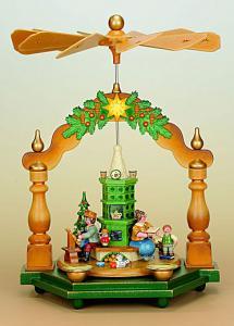 Pyramide Großmutters Weihnachtsstube NEU 2009