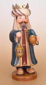 Räuchermann Heilige Könige Balthasar