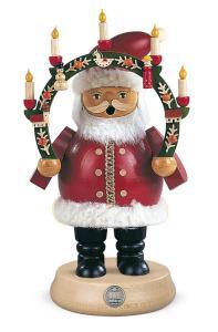 RM Weihnachtsmann mit Kerzenbogen