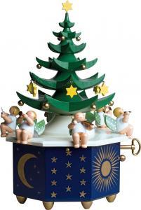 Wendt & Kühn Spieldose Tannenbaum