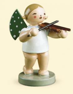 Grünhainichener Engel® mit Geige