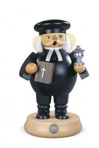 Räuchermann Evangelischer Pfarrer