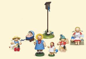 Wendt & Kühn Frühlingskinder 7 Figuren