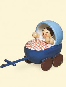 Wendt & Kühn Frühlingskinder Puppenwagen