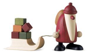 Björn Köhler - Weihnachtsmann mit Geschenkeschlitten