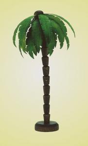 Palme gebeizt klein