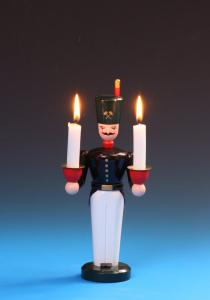 Lichterbergmann farbig 21 cm