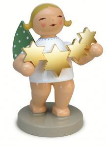 Goldedition Nr.5 Sternenfänger mit vergoldeten Sternen