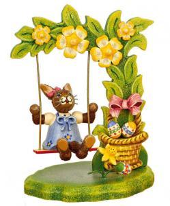 Sabinchens Blumenschaukel  Hubrig Hasenland