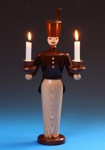 Lichterbergmann lasiert 36 cm