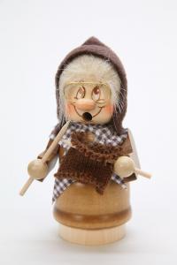 Räuchermann Miniwichtel Oma
