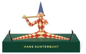 Wendt & Kühn Hans Kunterbunt klein mit Podest