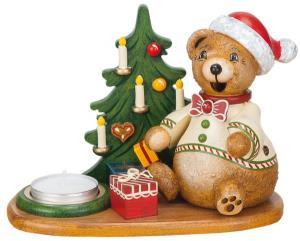 Original Hubrig Räucherwichtel Teddys Weihnachtsgeschenke  2015