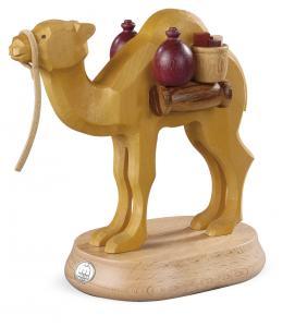 Kamel für Räuchermann Araber