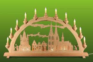 Lichterbogen Kölner Dom doppelt groß