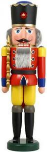 Nussknacker König rot 60 cm Großfiguren