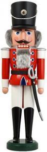 Nussknacker Husar rot 60 cm Großfiguren