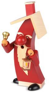 Räucherfigur, modern Weihnachtsmann