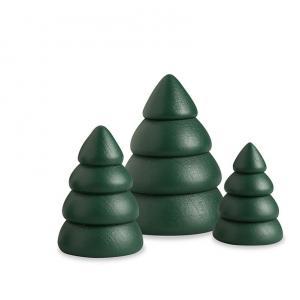 Baumset 1,  Bäume grün, 3-teilig