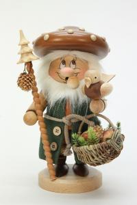 Räuchermann Wichtel Pilzmännle