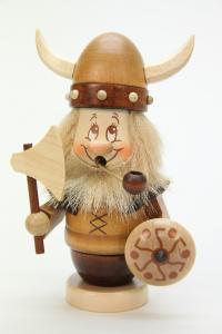 Räuchermann Miniwichtel Wikinger