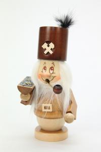 Räuchermann Miniwichtel Bergmann