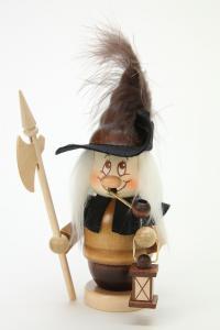 Räuchermann Miniwichtel Nachtwächter