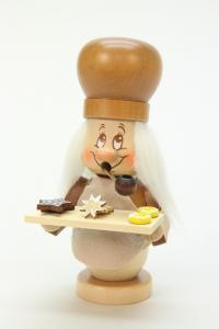 Räuchermann Miniwichtel Bäcker