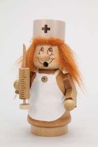 Räuchermann Miniwichtel Krankenschwester