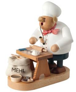 Räuchermann Weihnachtsbäcker