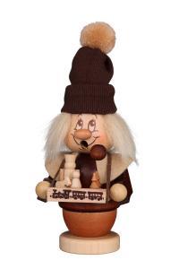Räuchermann Miniwichtel Spielzeughändler Neu 2019