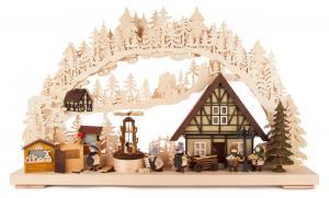 3D Schwibbogen groß - Schauwerkstatt, Original RATAGS