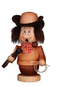 Räuchermann Miniwichtel Cowboy NEU 2021