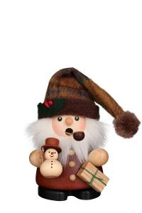 Räuchermann Mini Weihnachtsmann NEU 2021