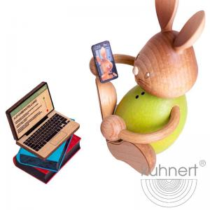 Stupsi Hase Homeschooling mit Laptop, Sonderedition 2021 Neuheit