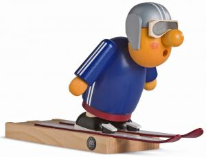 Räuchermann, Müllerchen® Skispringer