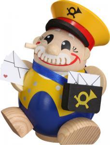 Kugelräucherfigur Lustige Berufe Postbote