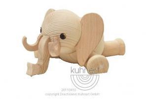 Lustiger Brillenhalter Elefant
