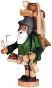 KWO Räuchermann Holzwarenhändler Die Bärtigen